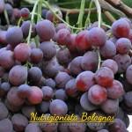 Uva Red Globe - Nutrizionista Bologna Serena Tassinari