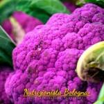 Cavolfiore Violetto di Sicilia - Nutrizionista Bologna